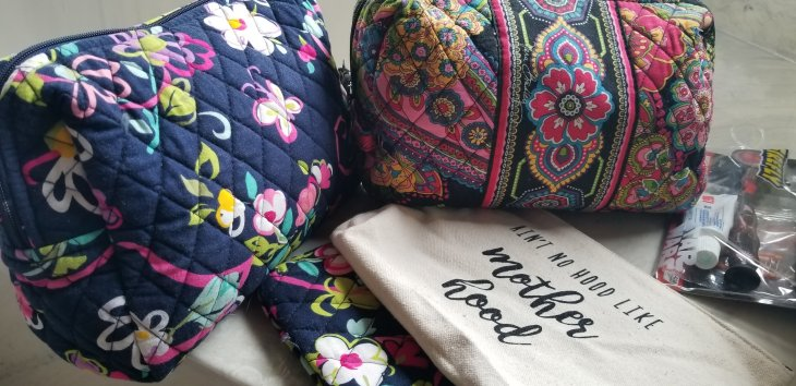 packing for a road trip with kids